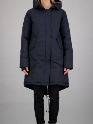 Airforce_dames_jassen_Fishtail_parka_torso_Bl