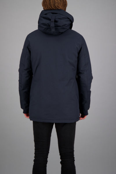 Airforce_heren_jassen_slimfit_parka_back_bl