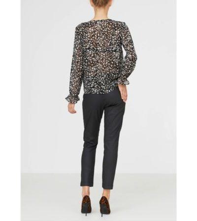 Isay_dames_blouses_&_tunieken_Delta_blouse_back_2_bru