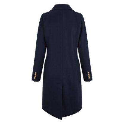 hvpolo_dames_jassen_Woolen_coat_Lianda_back