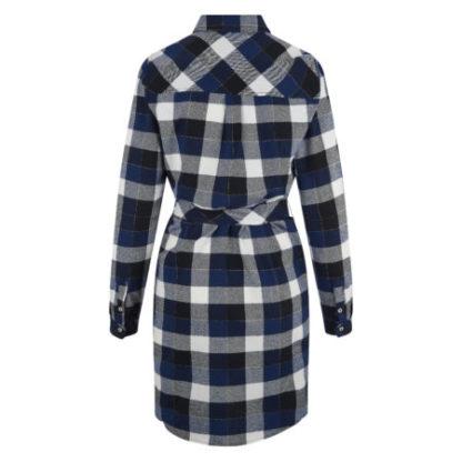 hvpolo_dames_jurken_Shirt_dress_Danielle_back