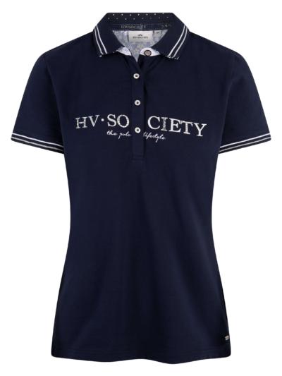 0403103200 hvpolo polo shirt lennie navy 1