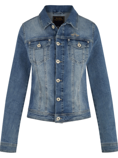 0406103120 hvpolo denim jacket aniek denim blue 1