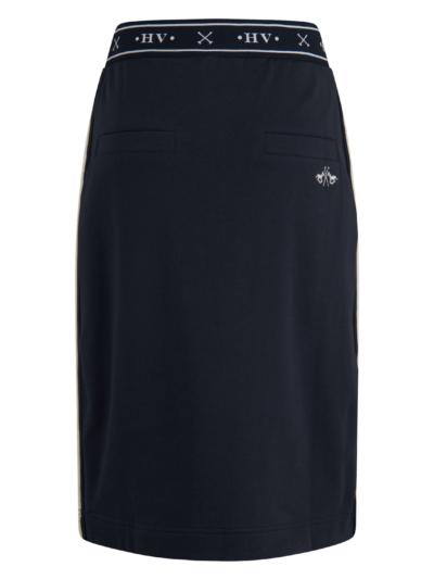 0407103206 hvpolo skirt amika navy