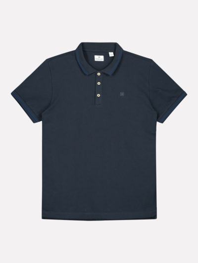 202526 669 dstrezzed polo s s clean pique navy