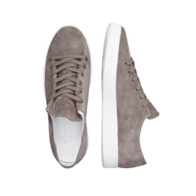 8442 5800 106 H32 Sneakers Onepiece Taupe Suede 3