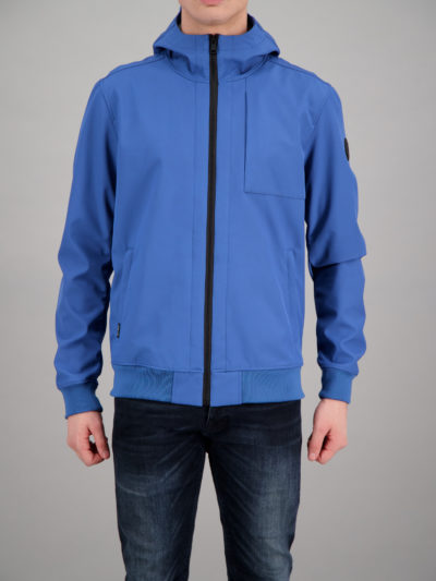 Airforce heren SOFTSHELL JACKET CHESTPOCKET