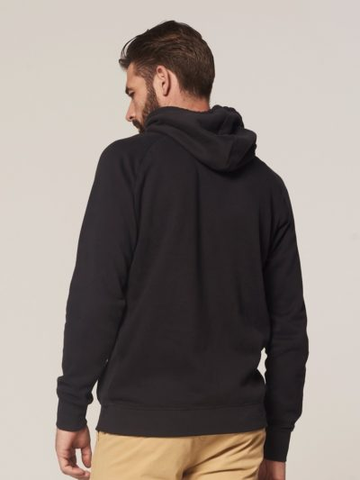 Dstrezzed Hoody Peach Sweat Dk. Navy back