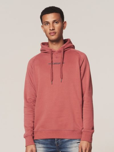 Dstrezzed Hoody Peach Sweat Old Pink 211302