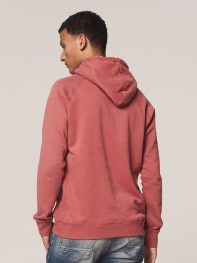 Dstrezzed Hoody Peach Sweat Old Pink 211302 back