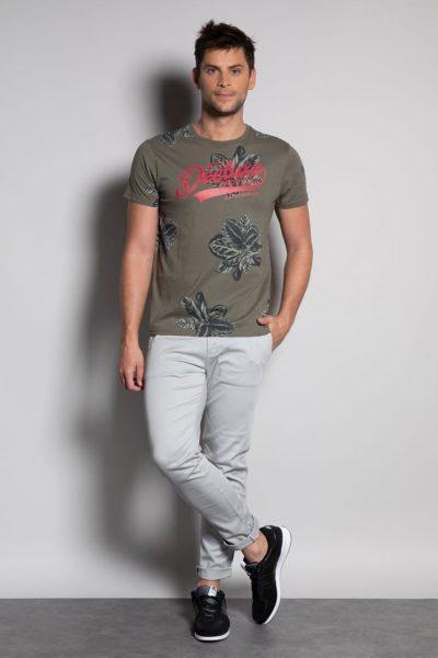 Deeluxe heren stunning t-shirt