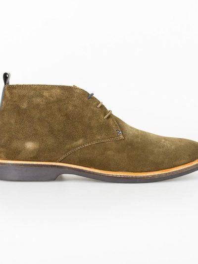 Cavani_heren_schoenen_Sahara_Khaki_zij_2