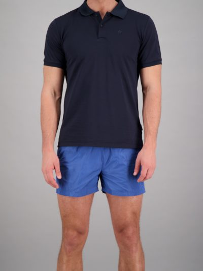 Airforce_heren_polo_Star_donkerblauw_1
