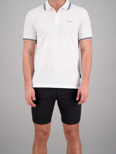 Airforce heren POLO DOUBLE STRIPE