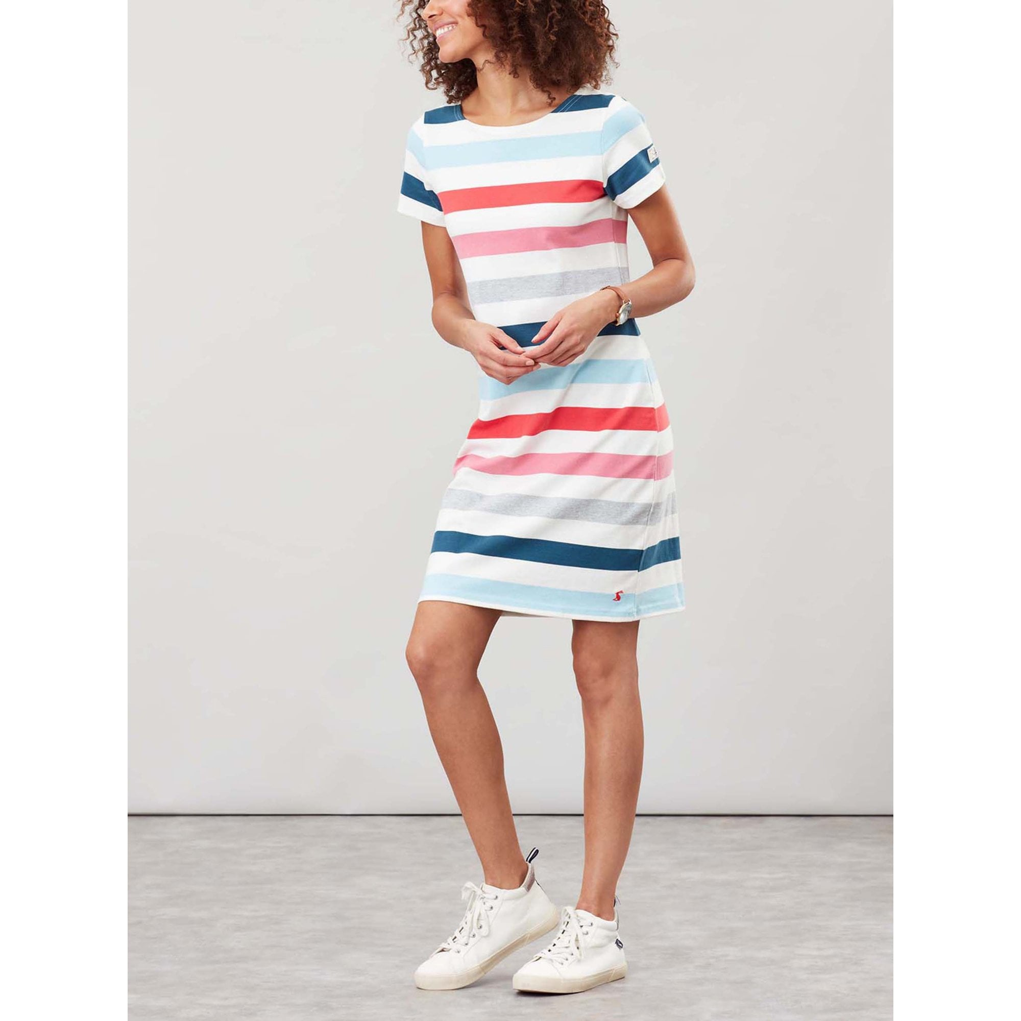 Joules_dames_jurken_Riviera_Printed_dress_1