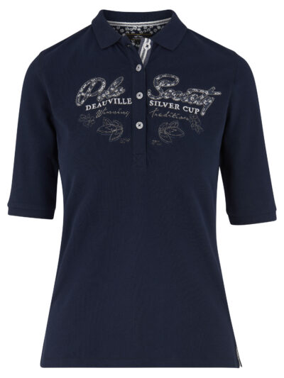 HVpolo_dames_polo`s_Brunelle_navy_1