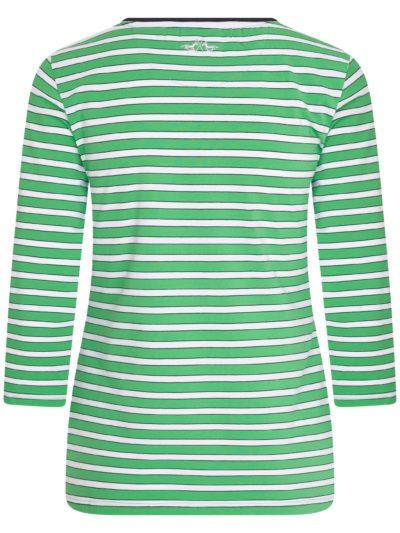 HVpolo_dames_t-shirts_mildrit_groen-wit_3