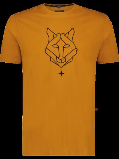 Haze&Finn T-shirt Husky Embro