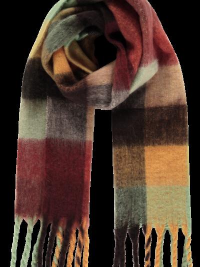 Sjaal Scarf Colour Blocks