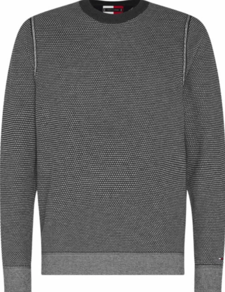 Tommy Hilfiger TWOTONESTRUCTURE PULLOVER