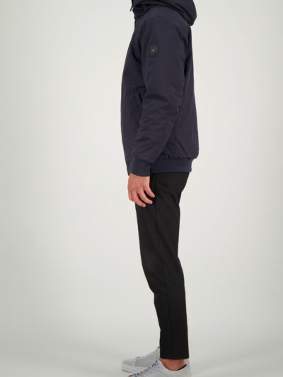 airforce_heren_jassen_Padded_Bomber_Dark_Navy_Blue_Side