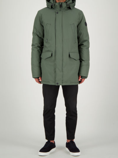 Airforce heren SLIMFIT PARKA