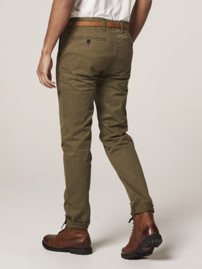 Dstrezzed_heren_Presley_Chino_Pants_With_Belt_Stretch_Twill_Army_Green_1