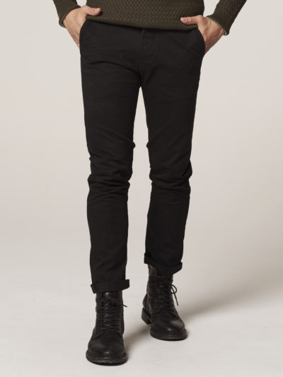 Dstrezzed_heren_Presley_Chino_Pants_With_Belt_Stretch_Twill_Black_2