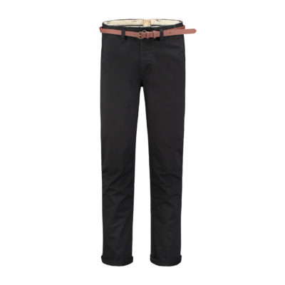 Dstrezzed_heren_Presley_Chino_Pants_With_Belt_Stretch_Twill_black_4