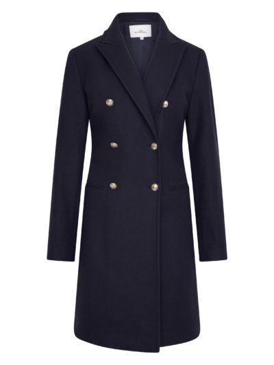 HVpolo_dames_Jassen_Mar_Woolen_Coat_Dk.Navy_1