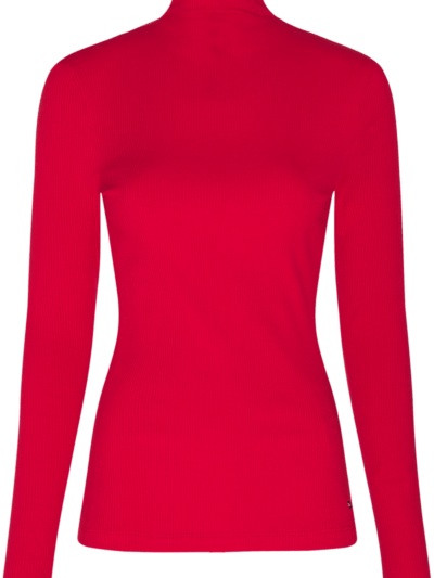 Tommy rib top rood