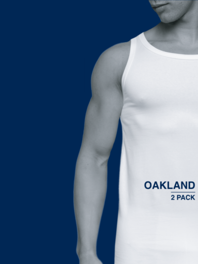 Alan red Oakland wit