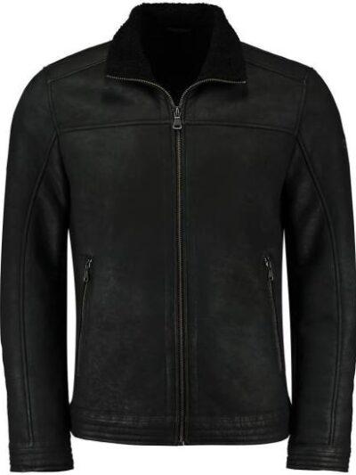 DNR lederen lammy jacket