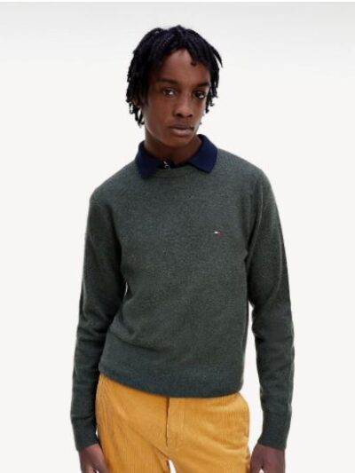 EXTRAFINE SOFT WOOL PULLOVER