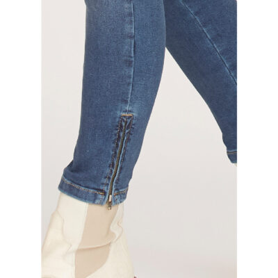 Isay Lido Zip Jeans-detail
