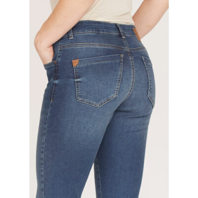 Isay Lido Zip Jeans-achterkant