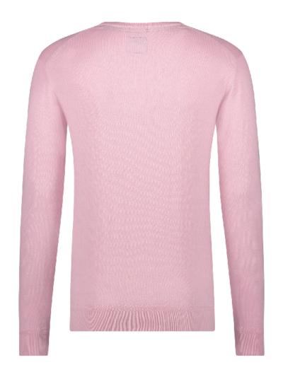 Haze&Finn trui roze Lilacsachet achterkant